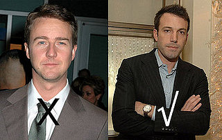 Edward Norton Leaves State of Play, Ben Affleck May Join