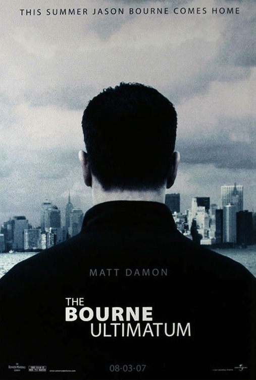 No. 9: The Bourne Ultimatum