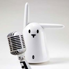 This Week On Geeksugar - Wifi Rabbit Rules The Radio!