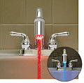 LED Faucet Light Now Comes In Red