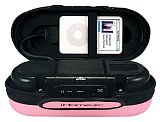 pink iHome speaker 2