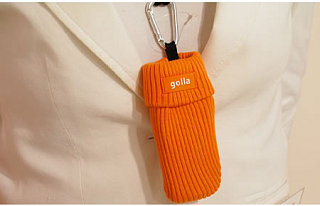 Great Geek Gear Find: Golla Cell Phone Sock