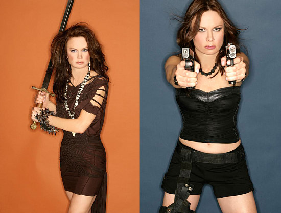 24's Mary Lynn Rajskub Gets Sexy For Geek Monthly