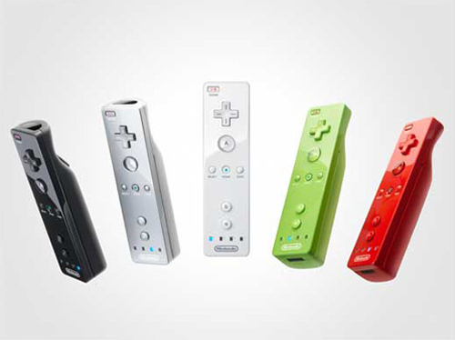 Nintendo To Release Colored Wii-motes and Nunchakus?