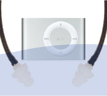 Take Your SwimMan iPod Shuffle For A Dip
