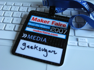 Maker Faire Report - Robots, Crafts And Geeks Galore!