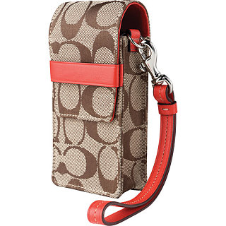 Love It or Leave It? Coach's Signature Treo Case