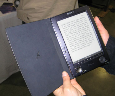 Maker Faire: Sony Reader