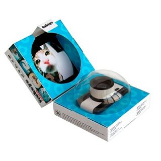 Lomography Camera With Fisheye Lens