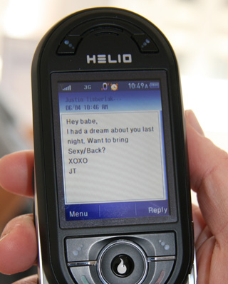 Sexy Text Messages Mean Jail Time In Malaysia