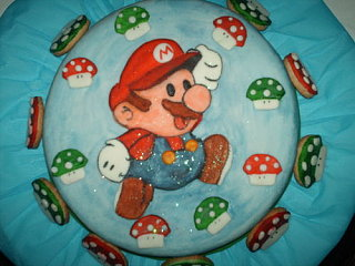 Tech News Roundup - Another Mario Birthday Cake
