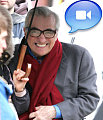Martin Scorsese Is A Big iChat Fan