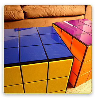 Love It or Leave It? Rubik's Cube Tables