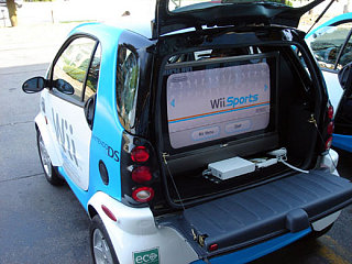 Wii Cars Hit The Canadian Roadways