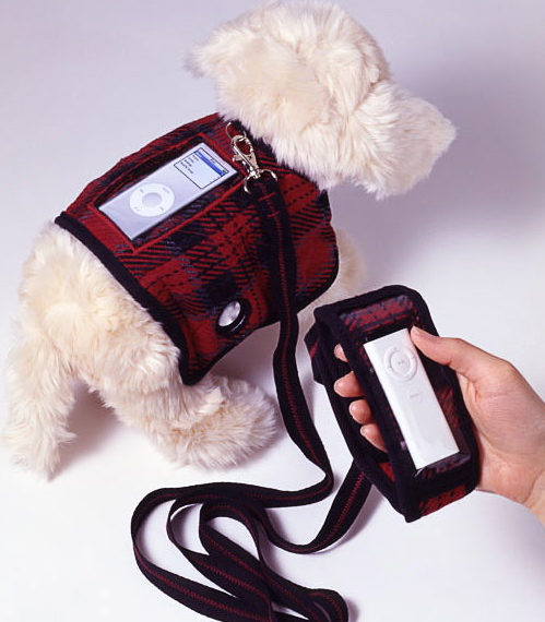 Love It or Leave It? Dock In A Dog Jacket