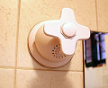 Knob Pours Music Into Your Shower