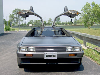 DeLorean Goes Back Into Production?