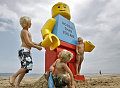 Tech News Roundup - Giant LEGO Washed Up on Beach