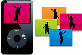 Love It or Leave It? iPod Commercial Dancers On Your iPod