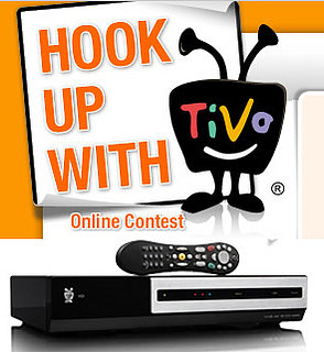 The Hook Up With TiVo Contest