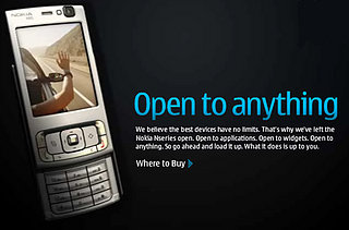 Tech News - Nokia's New 'Open' Ads Show-up Apple