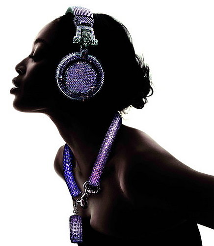 Crystal Studded Headphones: Love or Leave?
