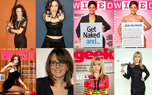 Who Was Your Favorite Female Geek of 2007?