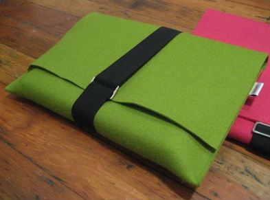 Designer Felt Laptop Sleeves