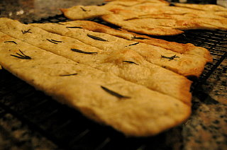 52 Weeks of Baking: Rosemary Crackers