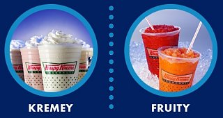 Krispy Kreme Introduces Chillers