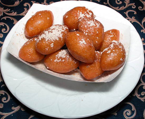 Loukoumades, The Great Greek Doughnut