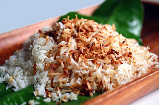 Yummy Link: Perfect Coconut Rice