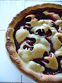 Yummy Link: Beautiful Berry Pie
