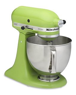 And The KitchenAid Mixer Winner Is...