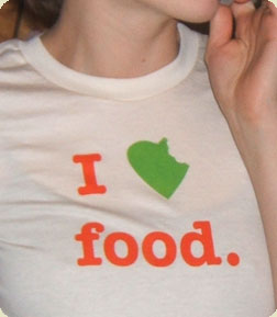 I Heart Food. So Do Babies.