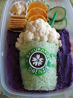 Bento of the Week: Anyone For Starbucks?