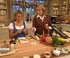 Cheesiest Odd Couple: Amy Sedaris and Martha Stewart