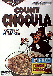 Foodie Flashback: Have a Monsterrific Breakfast!