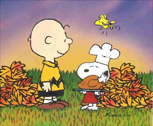 TV Dinners: A Charlie Brown Thanksgiving