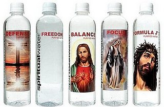 Blessed Be Thy Water