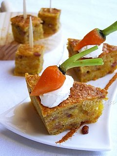 Yummy Link: Caramelized Pomegranate and Carrot Cake