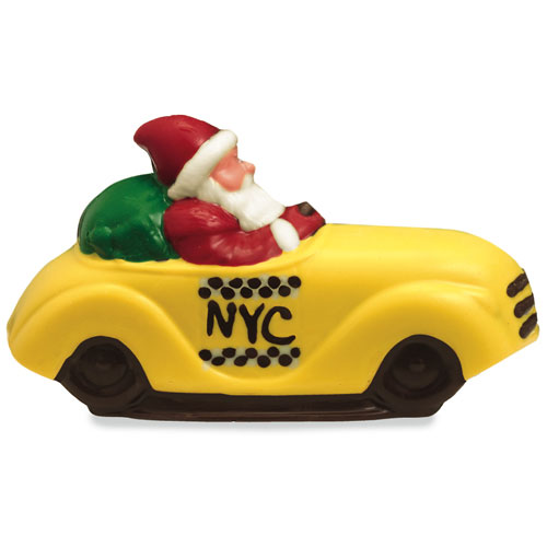 Chocolate Christmas Cabbie: Love It or Hate It?