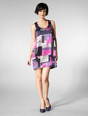 MADISON MARCUS Racerback Dress