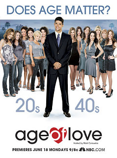 Meet Mark from Age of Love on NBC