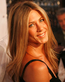 Jennifer Aniston Is Just Not That Into You, Too