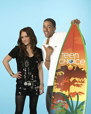 It's Teen Choice Awards Time!!!