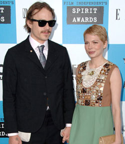 Michelle Williams & Heath Ledger Split