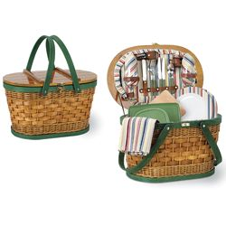 Off To Market: Picnic Basket