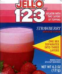 Should Jello Bring Back Jello 1-2-3 ?