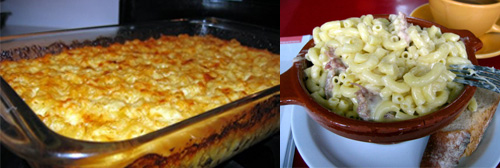 Macaroni & Cheese Two Ways - Beginner & Expert